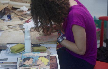 Intarsie Lernen Kunstschule