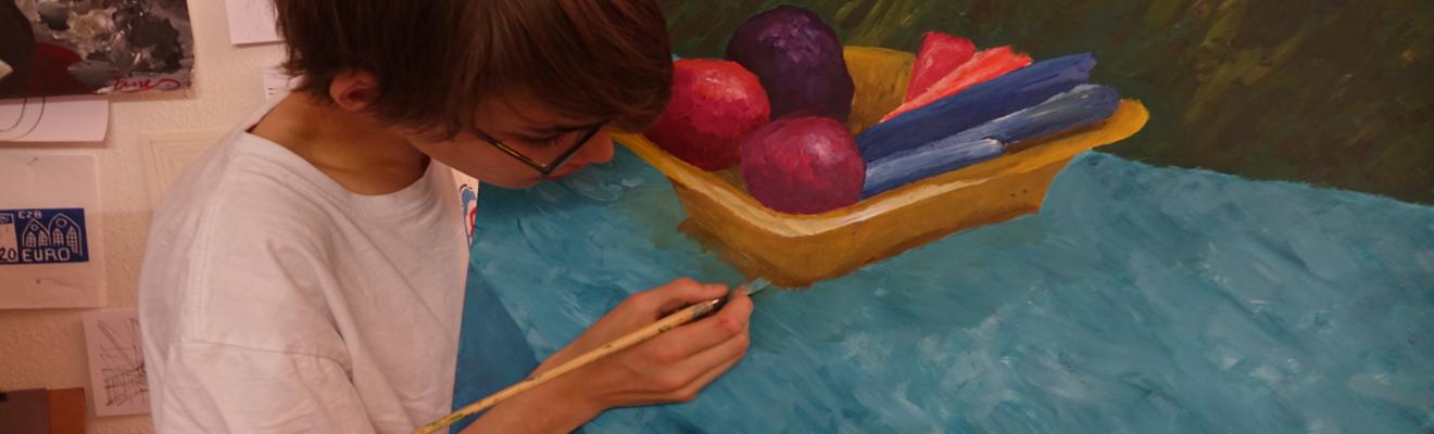 Malen Kunstschule Lernen