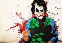 Joker Gemalt Malschule