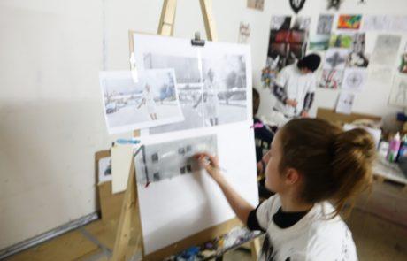 Malen Atelier Berlin