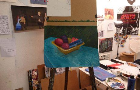 Bunt Malen Atelier