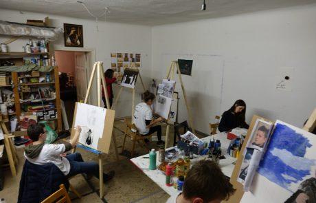 Atelier malen Berlin