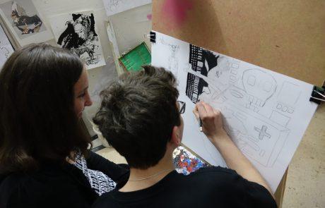 Malen Kunstschule Atelier