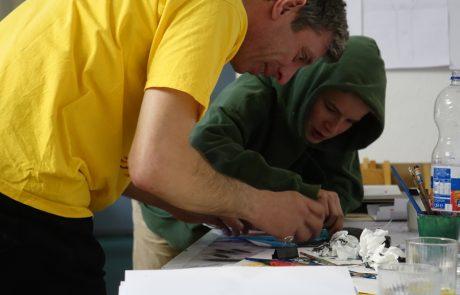Künstler Malschule Atelier