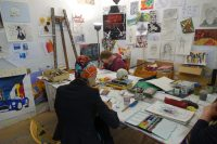 Atelier Malen Kunstschule