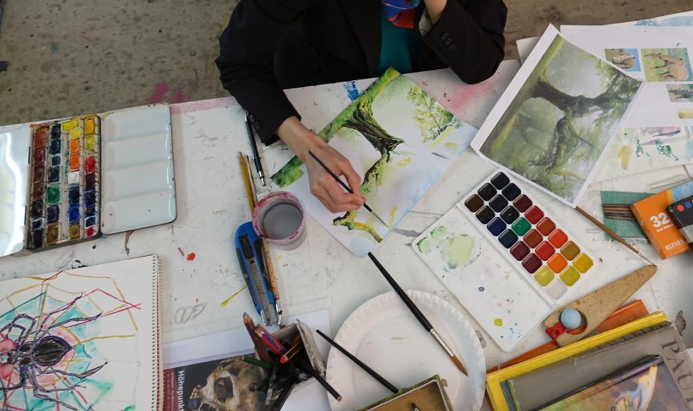 Malen Lernen Kunstschule