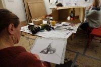 Stillleben Zeichnen Lernen
