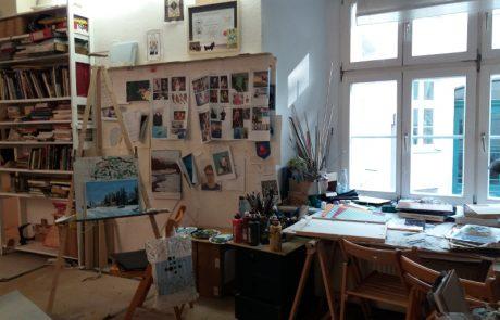 Atelier Berlin Malschule