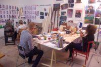 Atelier Kunstschule Malen