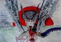 Monster Malen Kunstschule