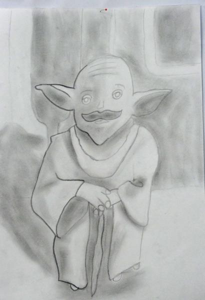 Yoda Kunstschule Kohle