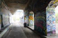 Location Suedgelaende Graffiti