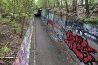 Graffiti Wall, Berlin, Suedgelaende