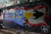 Graffiti 2017 ETERNITY Sommerkurs Bunte Hunde