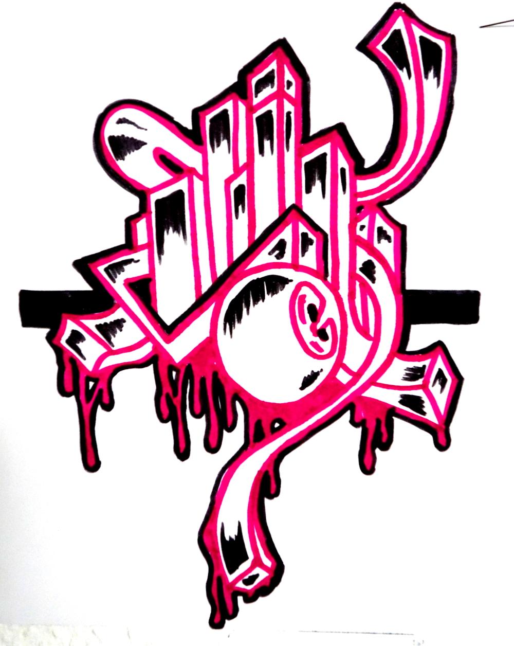 Graffiti Teenager Workshop
