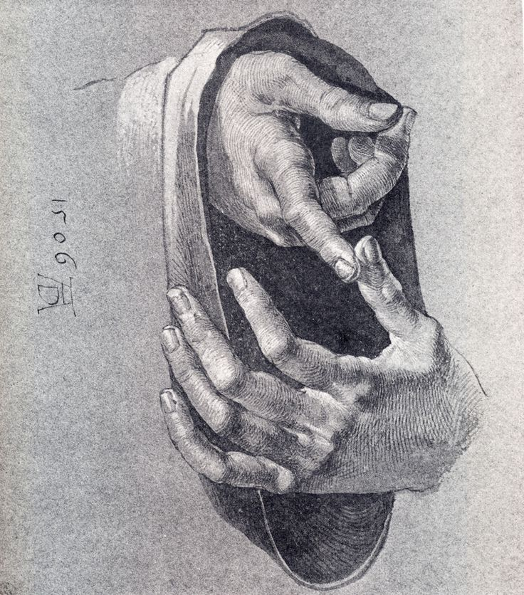Albrecht Dürer Hände
